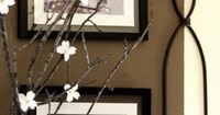 How to make dogwood blossoms out of paper! Gorgeous!