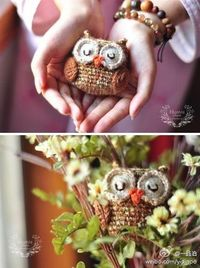 inspiration - so cute! I definitely have to try making one of these, one day!