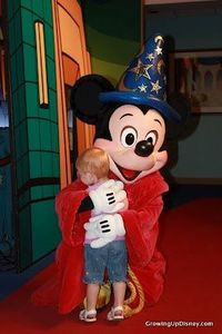 Check out the latest installment of Nine's series on planning her first trip to Disneyland Paris. (That's my daughter with Mickey at Disney's Hollywood Studios, but hey, it's cute.)
