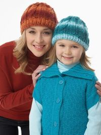 Cable Hat | Yarn | Free Knitting Patterns | Crochet Patterns | Yarnspirations