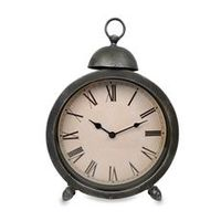 Love this clock. would look good on the tv console