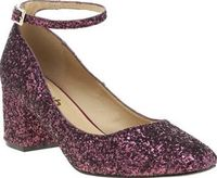 Schuh Burgundy Temple Womens Low Heels We can always rely on schuh to add a little sparkle to your life as the Temple lands on the scene. This man-made 90s silhouette features a burgundy glittery upper for a show-stopping performance. An a http://www.comp...