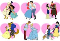 Which Disney Couple Is Your Ideal Relationship? I got Anna and Kristoff...