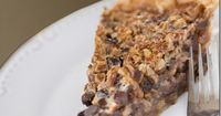 Best Chocolate pecan pie #thanksgiving #pie #recipe