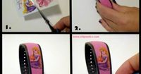 How to decorate your Magic Bands with Character!