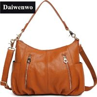 Genuine Leather Women's Handbag Cowhide Shoulder Bag R749.85