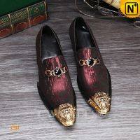 Original Design | Men Exotic Leather Dress Shoes CW707009 | CWMALLS.COM