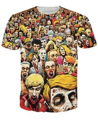 ROTS Zombies At The Mall T-Shirt $25.00