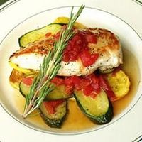 Chicken and Summer Squash | Straight from the garden and into the frying pan. Turn boneless chicken breast into a summer staple with fresh zucchini and squash.