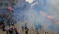 Many Boston Marathon bomb victims cope with leg injuries