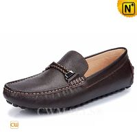 CWMALLS® Designer Leather Loafers Shoes CW707132