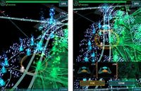 Ingress, Google's innovative augmented reality game, has launched on iOS.