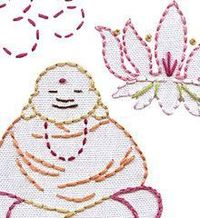 om sweet om embroidery patterns