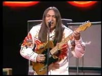 """Redbone - Come And Get Your Love - The Midnight Special 1974 Redbone - one of the first Native-American rock bands. Taking its name from a Cajun epithet for """"half-breed,"""" Redbone boasted members of such Native American tribes as Cherokee, Yaqui,..."""