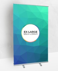 Roller Banners London, Express, Same Day Print and Collect Today!