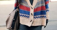 I love oversized sweaters! I want an awesome one like this SO bad!!
