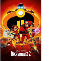 The Incredibles 2 is Back! Review of The Incredibles 2 Full Movie & Copy the Incredibles DVD to PC