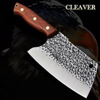Chinese Cleaver Butcher Knife Chef Kitchen Knife Environmental Friendly Home Tool $153.80