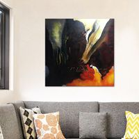 Modern Abstract painting on canvas original art acrylic painting wall Decor wall pictures modern wall art cuadros abstractos canvas painting $104.25
