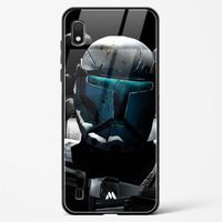 The Mandalorian Glass Case Phone Cover from Myxtur