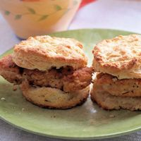 Chicken Biscuits