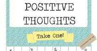 Head over and download a Free Printable Positive Thoughts Poster! Be sure to check out all the other freebies I have posted recently! Some may still be availabl