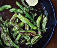 Sautéed Shishito Peppers: Summers Best New Bite