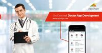 On-Demand doctor app development.jpg  We help you create an Uber for doctors app with personalized customizations and features that make your customers remain glued to your services. Contact us right away to get the right app for your business in no tim...