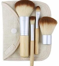 Broadfashion Bamboo Makeup Brush Set 4pcs Make Up Brushes with a Cosmetic Bag No description (Barcode EAN = 0701413527244). http://www.comparestoreprices.co.uk/make-up/broadfashion-bamboo-makeup-brush-set-4pcs-make-up-brushes-with-a-cosmetic-bag.a...