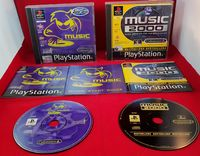 Music & Music 2000 (Sony Playstation 1)