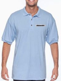 Adult Unisex 6 oz. Polo by ALNBRANDS $15.99