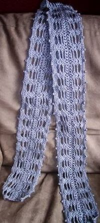 Harry Potter - Luna Lovegood Scarf - My Take - PATTERN & CHART ADDED! - CROCHET