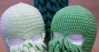 A blog on what not to crochet. pretty funny stuff! But I would make these into Ood masks.