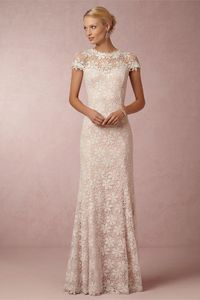 Nova Lace Gown from BHLDN