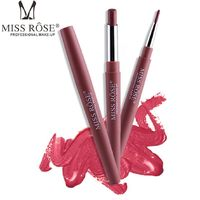 MISS ROSE Double-end Lasting Lipliner Waterproof Lip Liner Stick Pencil 8 Color Levert $9.49