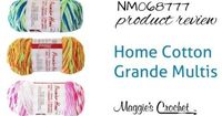 Maggie's Crochet · Premier Home Cotton Yarn Grande Multis