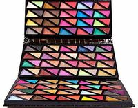 SECRETS Express Trading PROFESSIONAL BOX 120 SHADES COLOUR EYE SHADOW PALETTE EYESHADOW MAKEUP KIT SET BRIGHT PIGMENT COLOUR 120 full color palettes eyeshadow sets, include matte and shimmer colors match your every look, also for different occasions, casu...