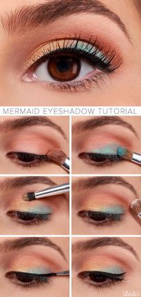 Our to makeup tutorials for summer with easy step by step Youtube videos. Guides for eyebrows, eyeshadows, and simple looks for brown eyes or any eye color.