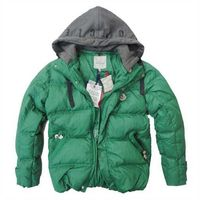 Moncler Women Fur Collar Down Jackets Coffee Cheap monclerdownjacket.net