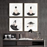 Zen Buddhism Wall Art Canvas Printings 3 Zen Buddhism Wall Art Combo $4.26