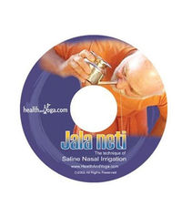 Buy jala neti video DVD @16.74$ as low as @5.58$ from Soulgenie. This DVD includes theory & troubleshooting guide and also includes teaching Jala Neti to Others with hild training method. Buy today http://www.soulgenie.com/jala-neti-video-dvd