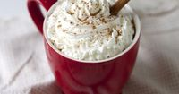 Whip up a coffee shop favorite at home and savor the taste of fall.