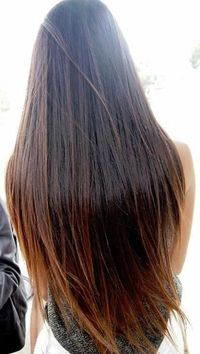 I want long hair so bad! My hair will grow! I hope!!!