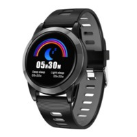 "XANES R15 1.3"" IPS Color Screen IP67 Waterproof Smart Watch Heart Rate Blood Pressure Monitor Smart Bracelet Wristband"