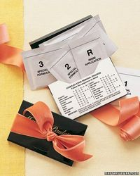50 great ideas for your wedding day. From favors to flowers and centerpieces to your menu.