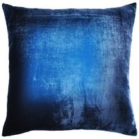 Ombre Midnight Velvet Pillows by Kevin O'Brien Studio $125.00