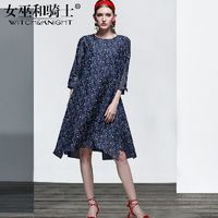 Attractive Printed Slimming Floral It Girl Dress - Bonny YZOZO Boutique Store