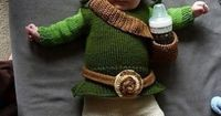 I shouldn't even repost this because if Billy sees this and we end up married hes going to dress up our children like Link too xD