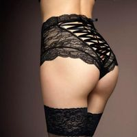 Royalchoice High Waist Lace Panties $15.97
