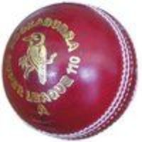 KOOKABURRA Super League Cricket Ball - Imported Leather Ball - Excellent quality hand stitched 4-piece construction with 5 layer-quilted centre - Waxed amp; Finished to english requirements - Selected alum tanned steer hide cover with f http://www.compare...